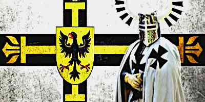 Teutonic Knights - Crusader Knights - Knights Crusades