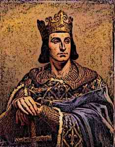 Phillip II medieval king of France