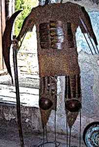 Early Medieval Chainmail and Plate Armour