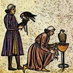 Medieval Falconery was a game or sport for nobles