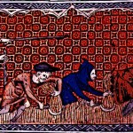 Reeve and Serfs - Medieval Farming