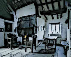 Inside A Typical Tudor House