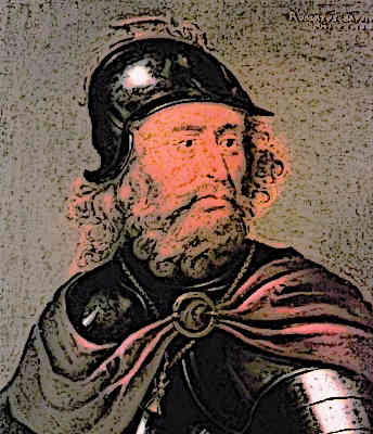 Robert-The-Bruce-Famous-Medieval-Knight-Portrait-Painting